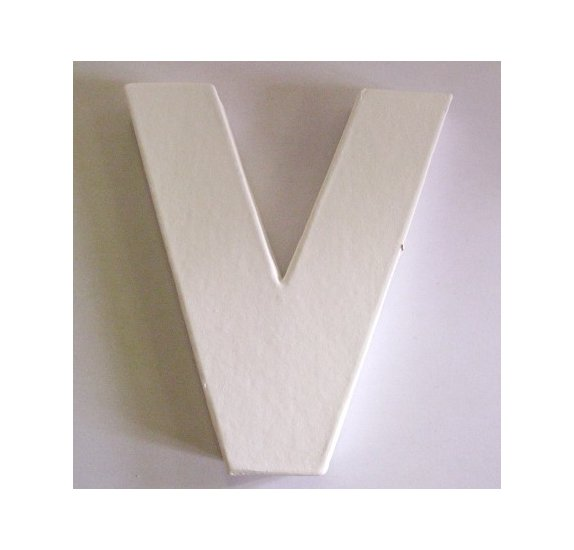 Mini lettre V - Decopatch