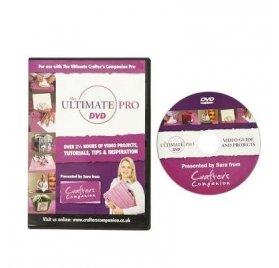 DVD Ultimate Pro - Crafter's Companion